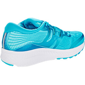 saucony Ride ISO - Zapatillas running Mujer - Turquesa